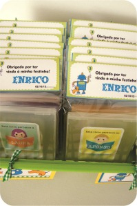 etiqueta para livros infantis