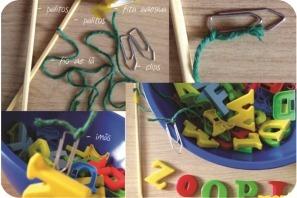 atividades para fazer com as criancas