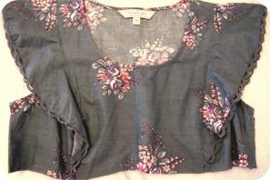 blusa feita em casa