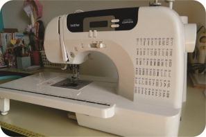 maquina de costura brother