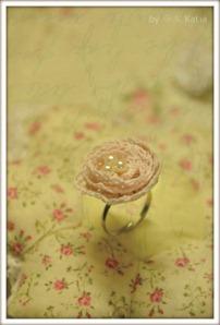 ring flower tutorial