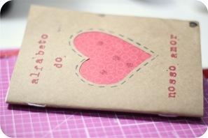 tutorial caderno costurado a mao