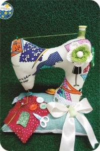 maquina de costura de pano