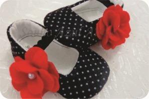 sapatinhos de pano