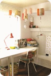 decoracao atelier