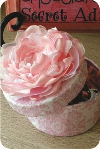 flor de pano