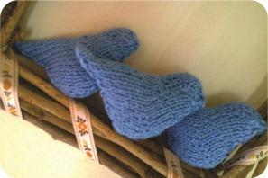 knit bird
