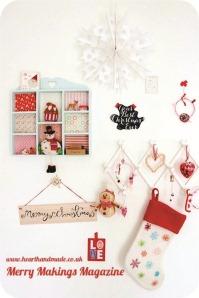 merry makings magazine