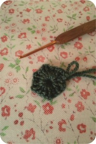 how to crochet a granny star