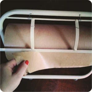 paper roll dispenser