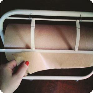 paper roll dispenser