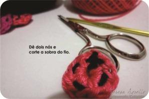 how to crochet a ladybug