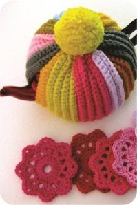 crochet teapot cosy